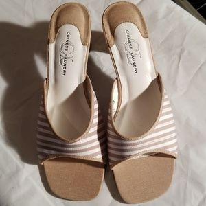 Chinese Laundry Heels, size 8